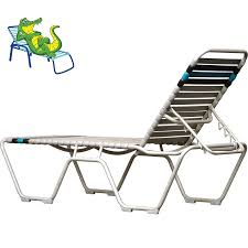american pool and patio aluminum furniture a6 ultimate chaise 01