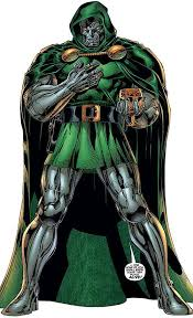 Doctor Doom (Fantastic 4 enemy) (Marvel Comics) with a medieval cup. From  https://www.writeups.org/doctor-doo… | Marvel villains, Doctor doom marvel,  Comic villains