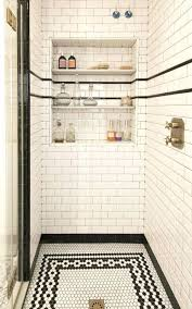 white subway tile bathroom shower best bathrooms images on shower tile niche beveled subway tile white