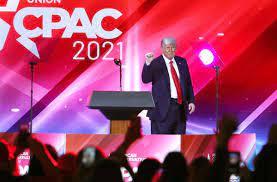 """Donald Trump bei CPAC: """"Habt Ihr mich ..."""