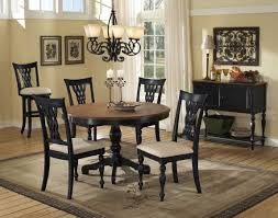 hilale embassy round pedestal table with wood top