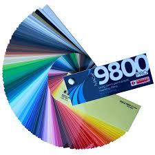 Vinyl Mac Tac Colour Chart Ashby Trade Sign Supplies Ltd