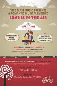 mast presents love is in the air
