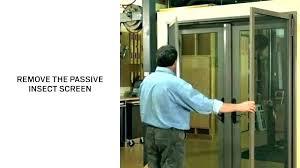 replace sliding screen door replacement sliding patio screen door screen door for sliding glass door patio