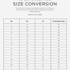 Childrens Shoe Size Guide By Age Credible Child Shoe