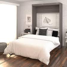 standard wall beds. youu0027ll love the truett queen murphy bed at wayfair great deals on all standard wall beds