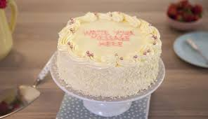 Vanilla Birthday Cake Recipe Easy Cakes Betty Crocker