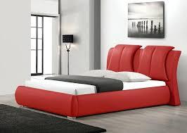 modern platform bed king. Leather Platform Bed King Size Furniture Bk Black Faux Modern