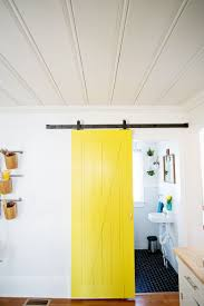 Decorating door solutions pictures : Sliding Door Solution for Small Spaces – A Beautiful Mess