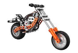 meccano evolution chopper bike toys2learn