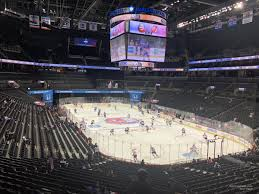 New York Islanders Seating Chart 3d Barclays Center Section 118 New York Islanders