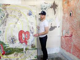Talking to Painter Chris Hood about Emojis and Starry Night - Artsy