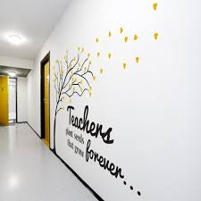 educational wall decals graphics