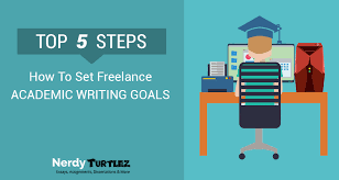 how to set lance academic writing goals top steps