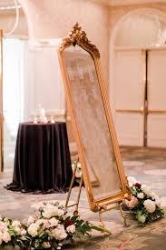 Bijou Seating Chart Bijou Ornate Gold Floor Mirror By Provenance Rentals Brass