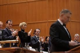 Culisele compromisului Iohannis - Orban: Cum a renunțat președintele la varianta Ciucă și l-a acceptat pe Florin Cîțu ca propunere de premier