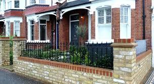 stylish front garden wall ideas front garden wall ideas alices stylish front garden wall ideas front