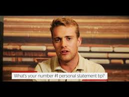 Personal Statement Tip Which Staff Reveal Their 1 Personal Statement Tip Youtube