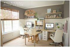 home office two desks. Unique Home 25 Conveniently Designed Home Office Space Ideas And Two Desks T