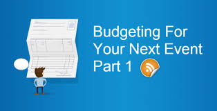 Budgeting For An Event Budgeting For Your Next Event Part 1 Sourceone Events