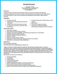 How To Make A Really Good Resume How To Make Cable Technician Resume That Is Really Perfect