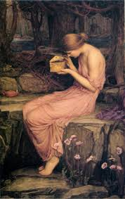 john william waterhouse english psyche opening the john william waterhouse english 1849 1917 psyche opening the golden box 1903