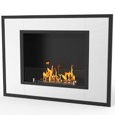 gel fireplaces wall mounted austin 32 inch ventless built in recessed bio ethanol wall mounted fireplace
