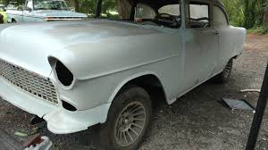 1955 Chevy 2 Door Post 210 - Used Chevrolet Bel Air/150/210 for ...