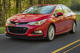 Cruze chevy cruze 2016 : 2016 Chevrolet Cruze First Drive Review: Is This the Camaro of ...