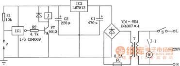 booster pump circuit diagram diagram home booster pump protection circuit diagram