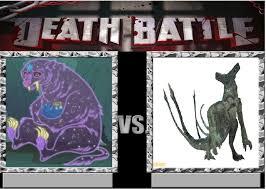 373845 Death Battle Kaiju Pacific Rim Safe Slattern