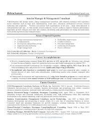 Change Management Resume Template Camelotarticles Com