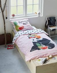 Pineapple Bedroom Furniture Covers Co Dekbedovertrek Pineapple Panda