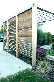 privacy ideas for decks nce privacy screen ideas deck backyard screens outdoor for decks privacy decks