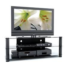 corliving ny new york metal and glass tv stand  lowe's canada