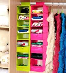 hanging closet organizer with drawers washable color organizer collection hanging accessory shelves 9 shelf shoes organizer