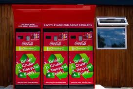 Coca Cola Vending Machine Uk Gorgeous CocaCola Offers Discounts To UK Attractions In Exchange For Plastic