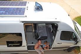 sprinter camper solar system