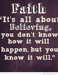 Faith Quotes Magnificent Life Faith Quotes And Wallpapers