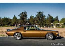 1972 Chevrolet Camaro for Sale | ClassicCars.com | CC-999124