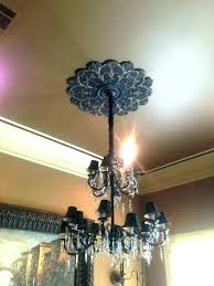 ceiling medallions for chandeliers home depot medallion chandelier chande