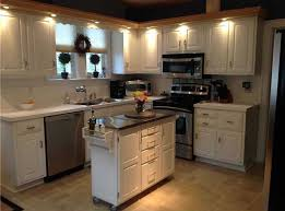 Image of: Small Rolling Kitchen Island