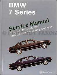 1993 1994 bmw 740i l 750i l electrical troubleshooting manual related items