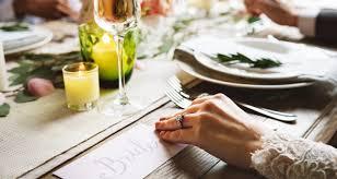 Wedding Food Tables Wedding Catering Menus At Casa La Siesta