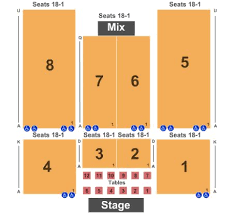 Red Rock Ballroom Seating Chart Red Rock Casino Ballroom Seating Chart Karneval Nat Sonic Zone 3