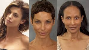 madonna without makeup photo 1