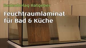 WINEO Feuchtraumlaminat auch für Küche & Bad durch das Aqua