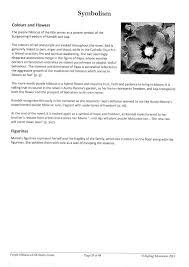 purple hibiscus review purple hibiscus gcse study guide page 28 of 48 © zigzag education 2013 20