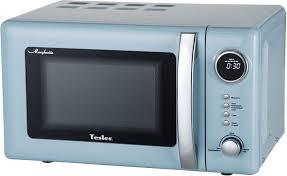Купить <b>Микроволновая Печь Tesler ME-2055</b> 20л. 700Вт голубой ...