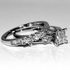 order wedding rings online. white-gold-diamond-bridal-set-wedding-rings order wedding rings online r